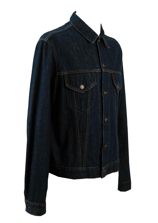 Levis Dark Denim Jacket 70500 Xl Xxl Reign Vintage