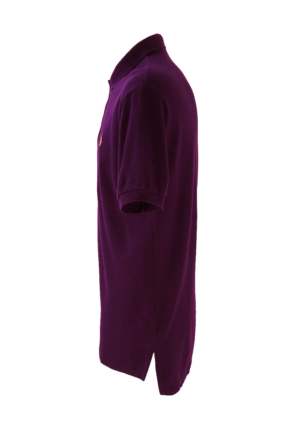 21eb1e2c3 Polo by Ralph Lauren Purple Polo Shirt – M L – Reign Vintage
