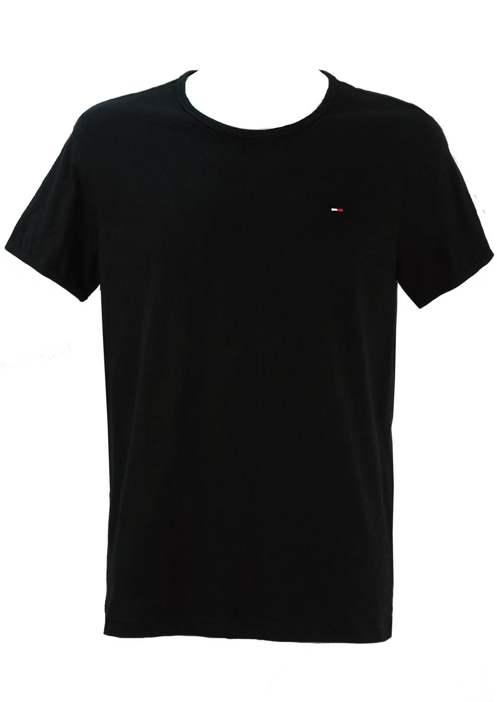 Black Tommy Hilfiger T-Shirt – M/L – Reign