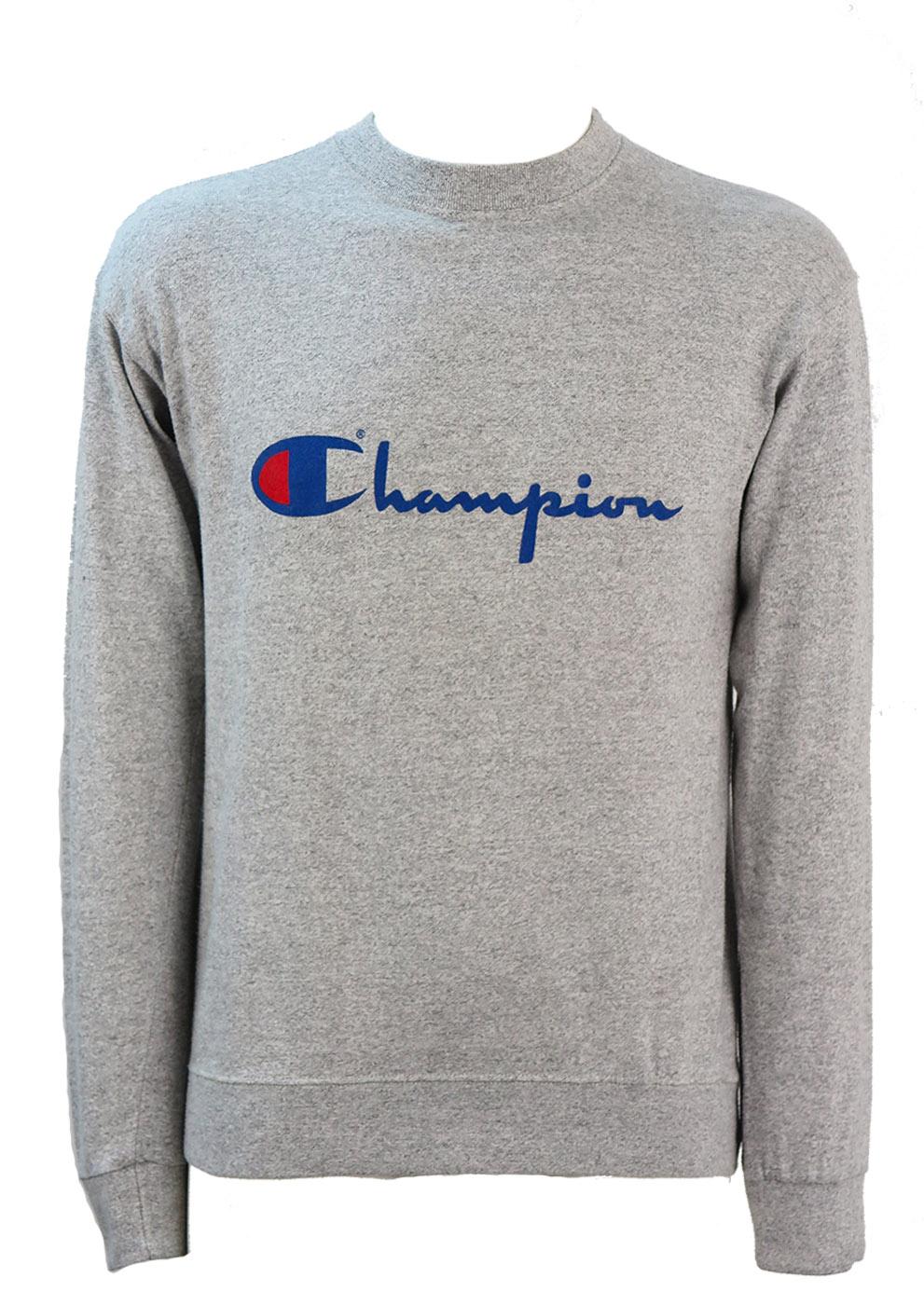 bc5f65df6 Lightweight Grey Champion Top in a Sweatshirt Style – S/M – Reign ...