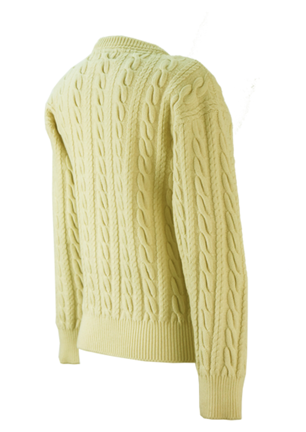 Paul Amp Shark Yachting Cable Knit Cream Jumper S M Reign Vintage
