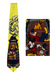 Disney Mickey Mouse, Donald Duck, Goofy & Pluto Car Trip Tie!