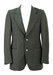 Fine Tweed Two Tone Grey Check Jacket - M
