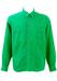 Green Denim shirt - L/XL