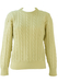 Paul & Shark Yachting Cable Knit Cream Jumper - S/M