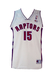 Champion White & Purple NBA Raptors Basketball Vest - S/M