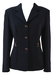 Luisa Spagnoli Navy Jacket with Gold Detailing - M