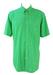 Ralph Lauren Green & White Checked Short Sleeved Shirt - XXL