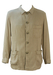 Armani Jeans Stone Grey, Part Linen Jacket - S/M