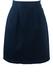 Vivienne Westwood High Waist Navy Blue Cotton Mini Skirt - S