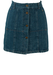 Kenzo Blue Denim Mini Skirt - XS