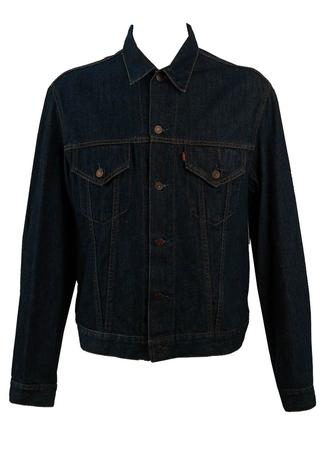 Levis Dark Denim Jacket 70500 - XL/XXL
