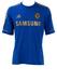 2012 Chelsea Football Club TechFit Lampard 8 Adidas Blue & Gold Home Shirt - M