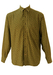 Olive Green Paisley Print Shirt - L/XL