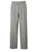 Prince of Wales Check Tailored Trousers with Green & Blue Highlights - W33""