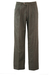 """Light brown, Woodland Green & Cream Check Tweed Pleat Front Trousers - 34"""""""
