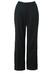 Alberto Biani Charcoal Grey Chalk Stripe Trousers with Loro Piana Wool & Cashmere Fabric - M
