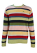 Kappa Multicolour Striped Wool Jumper - M/L