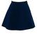 Vintage 60's Blue Mini Skirt with Pocket Detail - XS/S