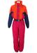 Gigi Rizzi Hot Pink, Orange & Purple Ski Suit - M
