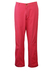 """Brooksfield Salmon Pink Trousers with Blue & Cream Stitch Detail - 35"""""""