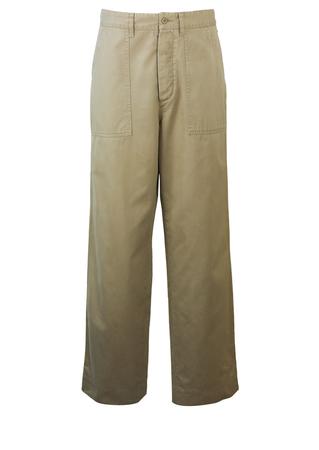 """Avirex Beige Cargo Trousers - 33"""""""