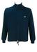 Vintage 80's Adidas Rib Knit Navy Blue Track Jacket - L