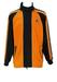 Kappa Yellow & Black Track Jacket - M/L