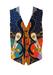 Hermes Carpe Diem 1994 Silk Waistcoat by Joachim Metz - M/L