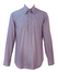 Harmont & Blaine Lilac and Lime Green Striped Shirt - L