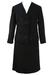 Vintage 1950's Black Textured Two Piece Suit - L