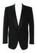 Black Tux Evening Jacket - M