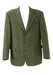 Green Harris Tweed Jacket - XL