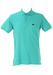 Turquoise Polo T-Shirt - M