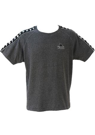 Kappa Grey T-Shirt - L/XL