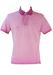 Armani Jeans Tie Dye Purple Polo Shirt - M