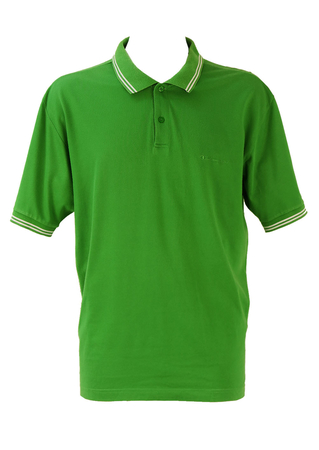 Champion Emerald Green Polo Shirt - XL/XXL