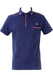 Fred Perry Blue Polo Shirt - M