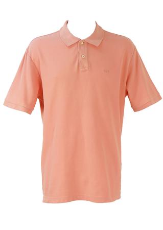 Fila Pink Polo Shirt - XL/XXL