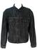 Levis Black Denim Jacket - XL