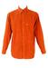 Levis Orange Corduroy Shirt - L/XL