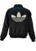 Adidas Black Bomber Jacket - M/L