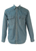 Levis Light Blue Denim Shirt - M/L