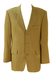 Silk and Wool, Taupe Coloured Blazer - L