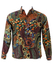 Multicoloured Graphic Print Long Sleeve Shirt - S/M