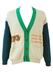 Naf Naf Varsity Style Cardigan - XL