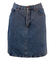 Mid Blue Denim Mini Skirt - S/M