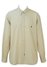 Ralph Lauren Light Grey Cotton Shirt - XXL/XXXL