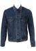 Levis Dark Blue Denim Jacket - M/L