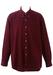 Ralph Lauren Dark Red Cotton Shirt - XXXL/XXXXL